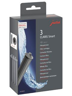 Jura Claris Smart Water Filter – 3 Pack